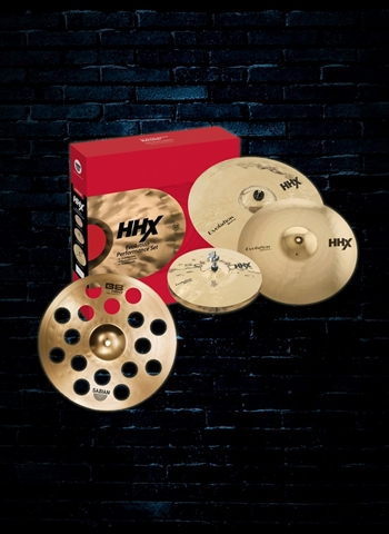 "Sabian 41800X - 18"" B8X O-Zone Crash Cymbal"