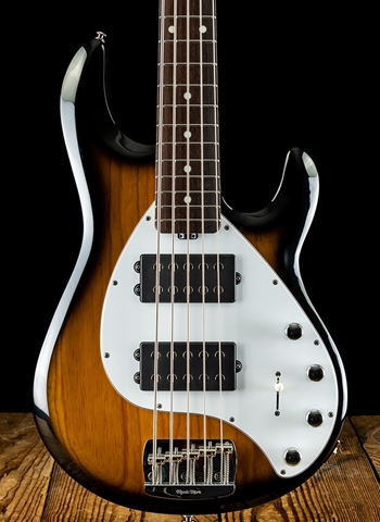 Music Man StingRay5 Special HH - Vintage Tobacco