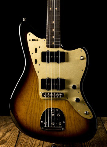 Fender 60th Anniversary '58 Jazzmaster - 2-Color Sunburst.