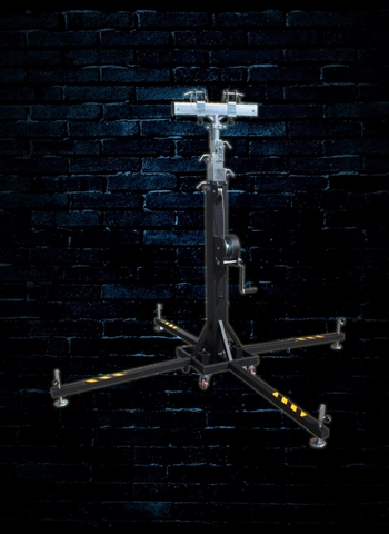 ProX XT-CRANK22FT-400 Heavy Duty 22' High Truss Crank Up Lighting Stand