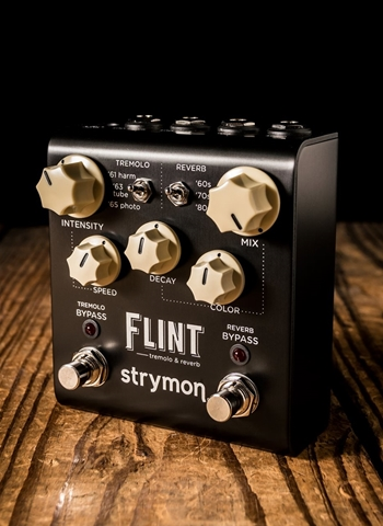 Strymon Flint Tremolo and Reverb Pedal