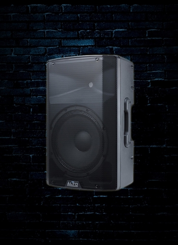 "Alto TX212 - 600 Watt 1x12"" Powered Loudspeaker - Black"
