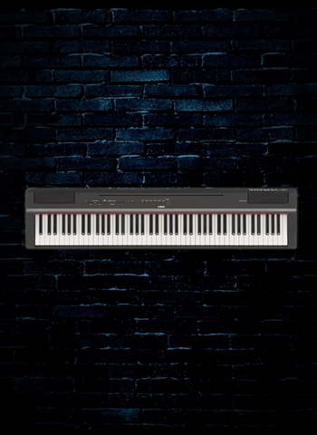 Yamaha P-255 Digital Piano - Black