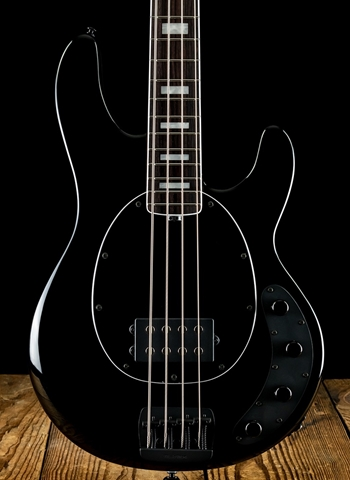 Music Man BFR StingRay Special 4 H - Hades Black