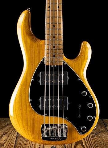 Music Man StingRay5 Special HH - Natural