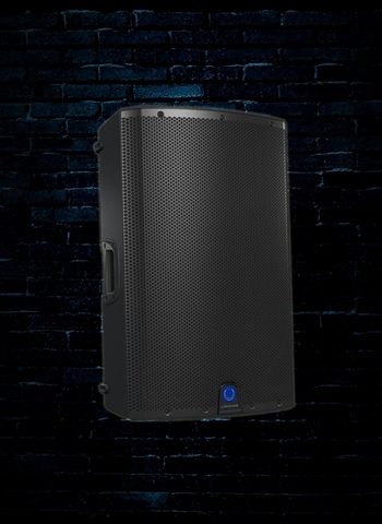 "Turbosound iX15 - 1000 Watt 1x15"" Powered Loudspeaker - Black"