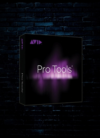 Avid Pro Tools 12.7 Digital Audio Workstation Software