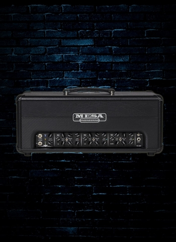 Mesa Boogie Triple Crown TC-100 - 100 Watt Guitar Head - Black