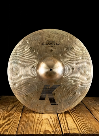 "Zildjian K1419 - 18"" K Custom Special Dry Crash"
