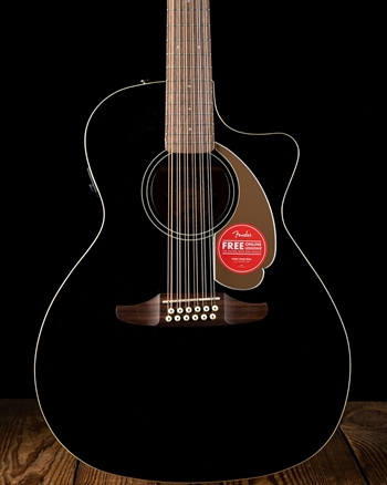 Fender Villager 12-String V3 - Black