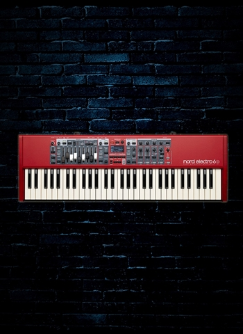 Nord Wave 2 - 61-Key Performance Synthesizer