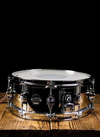 "Drum Workshop DRPM5514SSCS - 5.5""x14"" Performance Series Snare Drum - Chrome Over Steel"