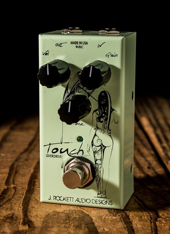 Rockett Touch Overdrive Pedal
