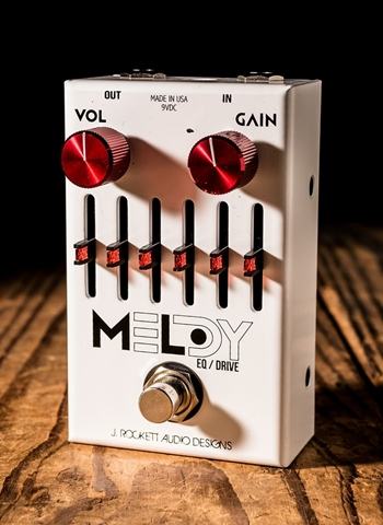 Rockett Melody EQ/Overdrive Pedal