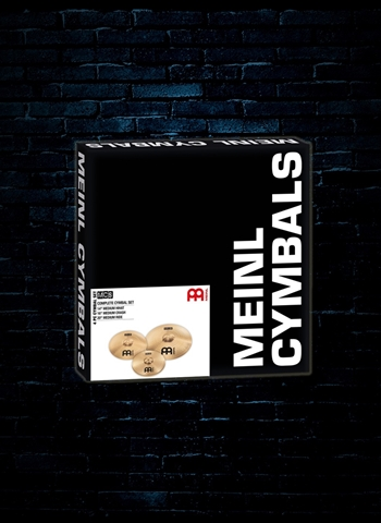 Meinl MCS Complete Cymbal Set