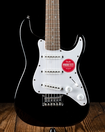 Squier Mini Strat v2 - Black