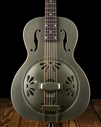 Gretsch G9201 Honey Dipper Round-Neck Resonator - Shed Roof