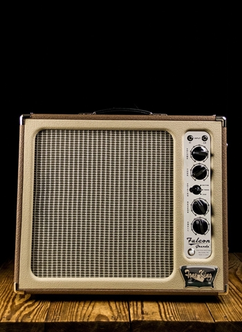 "Tone King Falcon Grande - 20 Watt 1x12"" Guitar Combo - Brown"