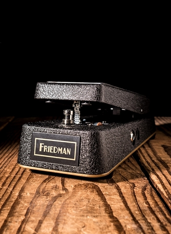 Friedman No More Tears Gold-72 Wah Pedal