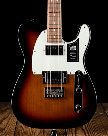Fender Player Telecaster HH - 3-Color Sunburst