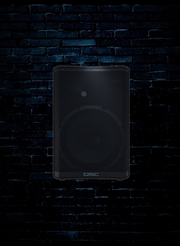 "QSC CP12 - 1000 Watt 1x12"" Compact Powered Loudspeaker"
