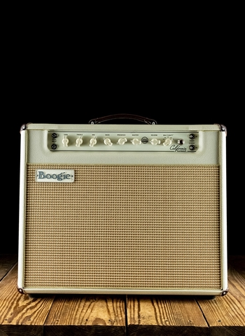 "Mesa Boogie California Tweed 6V6 4:40 - 40 Watt 1x12"" Guitar Combo - Cream Bronco"
