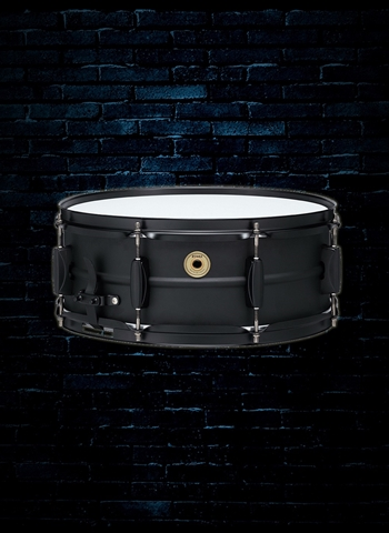 "Tama BST1455 - 5.5""x14"" Metalworks Snare Drum - Matte Black"