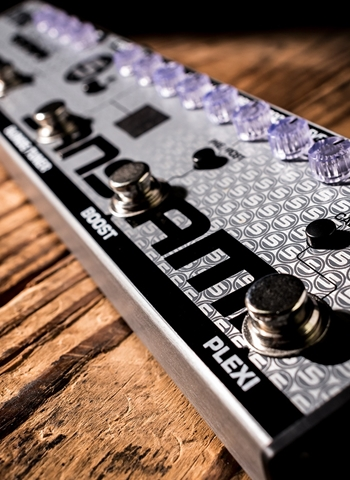 Tech 21 Fly Rig 5 (v2) Multi-Effects Pedal