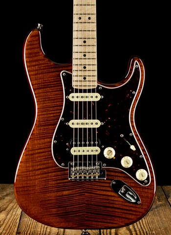 Fender Rarities Flame Maple Top Stratocaster - Natural