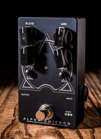 Darkglass Alpha Omicron Bass Overdrive Pedal