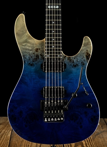 ESP E-II SN-2 - Blue Natural Fade