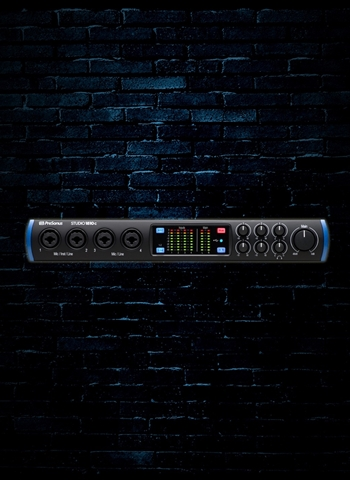 PreSonus Studio 26c - 2x4 USB-C Audio Interface