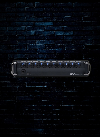 Gallien-Krueger Fusion S 500 - 500 Watt Bass Head