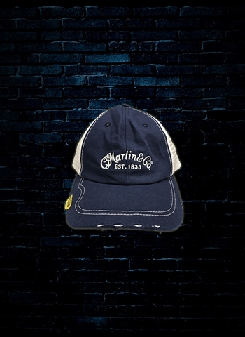 Martin Pick Hat - Navy