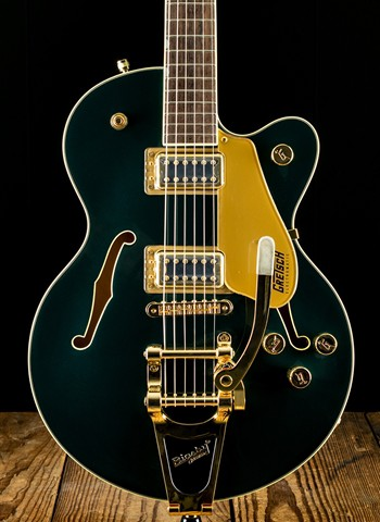 Gretsch G5655TG Electromatic Center Block Jr. - Cadillac Green