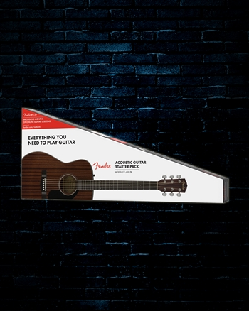 Fender CC-60S Concert Pack V2 - Natural