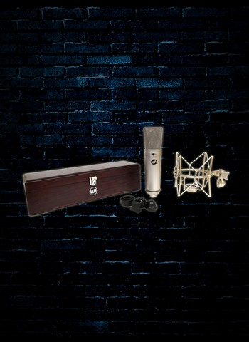 Warm Audio WA-87 FET Condenser Microphone - Nickel