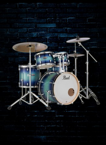 Pearl DMP925SP/C Decade Maple 5-Piece Drum Set - Faded Glory