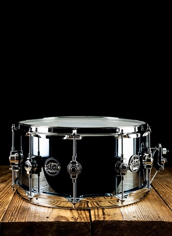 "DW 6.5""x14"" Performance Series Snare Drum - Chrome Shadow"