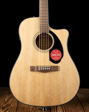 Fender CD-60SCE - Natural