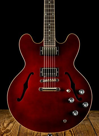 Gibson ES-335 Dot - Antique Faded Cherry