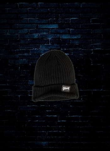 Gibson Radar Knit Beanie - Black