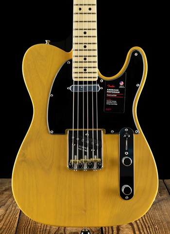 Fender 2019 Channel Exclusive American Performer Telecaster - Butterscotch Blonde