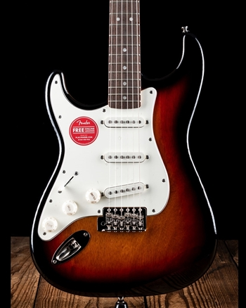 Squier Classic Vibe '60s Stratocaster Left-Handed - 3-Color Sunburst