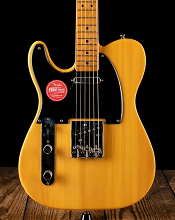 Squier Classic Vibe '50s Telecaster Left-Handed - Butterscotch Blonde