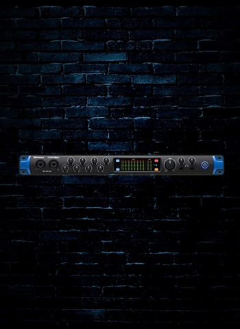 PreSonus Studio 1824c - 18x20 USB Type-C Audio Interface