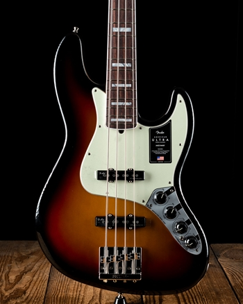 Fender American Ultra Jazz Bass - Ultraburst