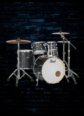 Pearl DMPR925SP/C - 5-Piece Decade Maple Drum Set - Slate Galaxy Flake