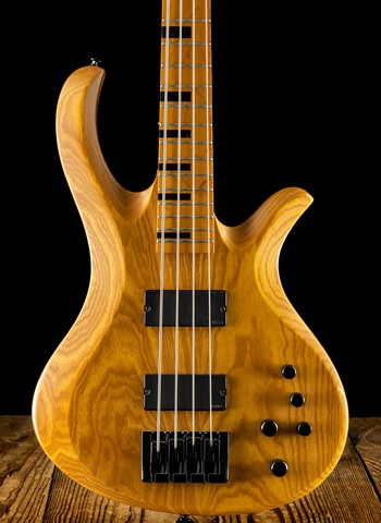 Schecter Riot-4 Session Bass - Aged Natural Satin *USED*