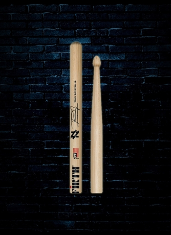 Vic Firth STR2 Tony Royster Jr. Signature Wood Tip Drumsticks